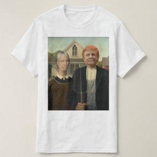 Atout - gothique américain t-shirt