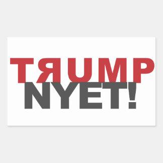 ATOUT NYET ! autocollant et d'autres produits