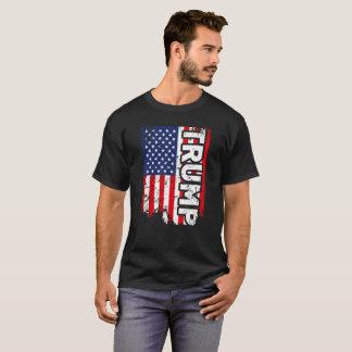 Atout patriotique américain de T-shirt des