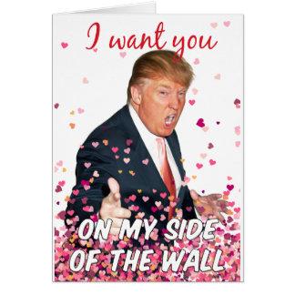 Atout romantique carte de vœux