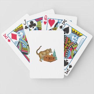 Attaque de cabine jeu de cartes