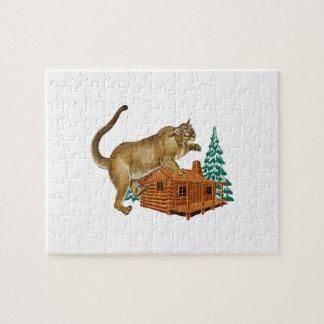 Attaque de cabine puzzle