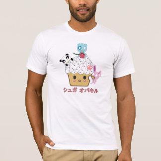 Attaque de petit gâteau ! (>_<) t-shirt