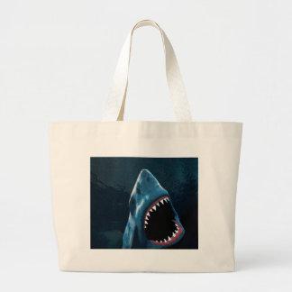 Attaque de requin grand sac