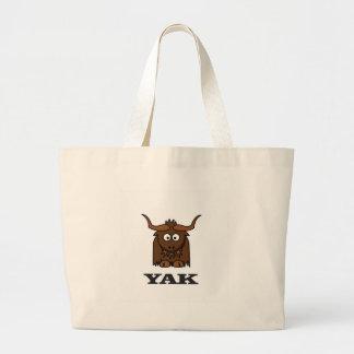 attaque de yaks grand sac
