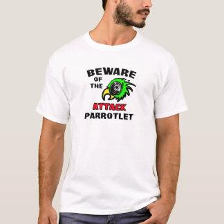 Attaque Parrotlet T-shirt