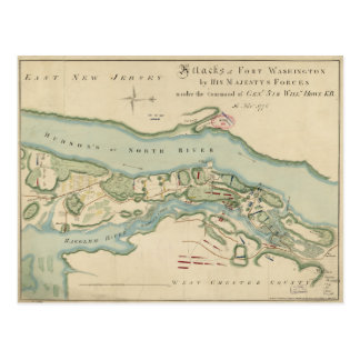 Attaques de carte de Washington de fort (16