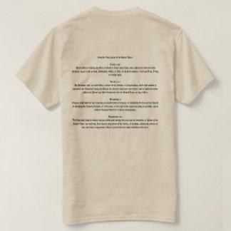 Attaquez le T-shirt de constitution d'atout