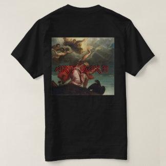 """""""Atteignez T-shirt noir pour cieux"""""""