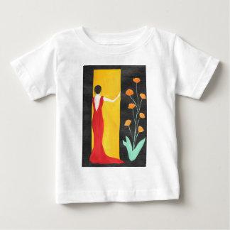 Attente de vous t-shirt pour bébé