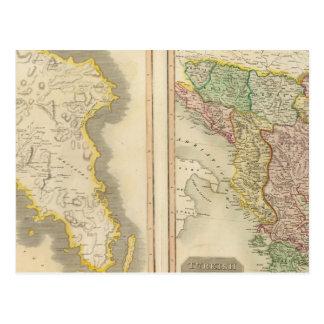 Attique, Turquie en Europe Carte Postale