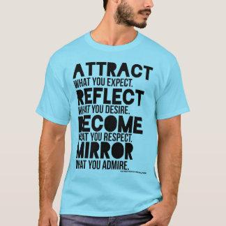 ATTIREZ le T-shirt des hommes