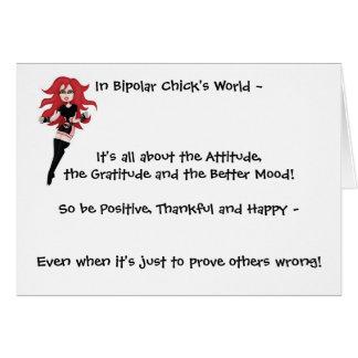 Attitude Cartes