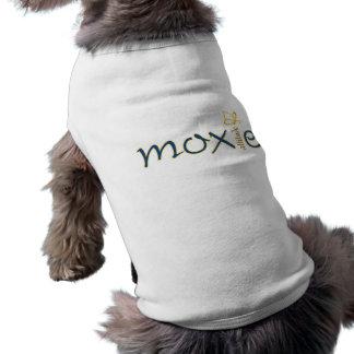 Attitude de Moxie T-shirt Pour Chien