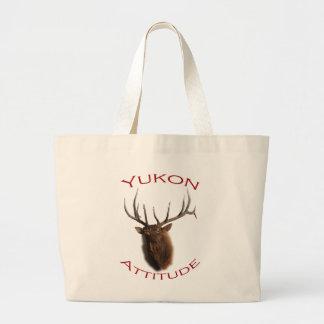 Attitude du Yukon Sacs