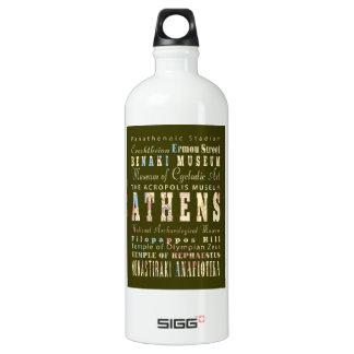 Attractions et endroits célèbres Athènes, Grèce