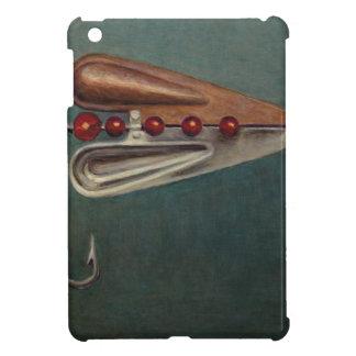Attrait de pêche au crochet étui iPad mini