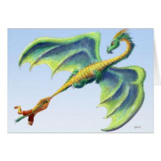 Attrapez un dragon 2 - carte d'obtention du