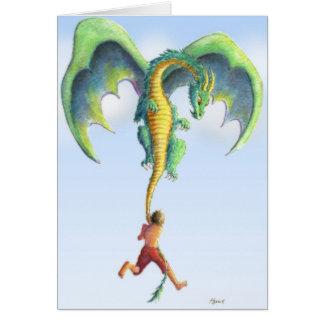 Attrapez une carte de dragon