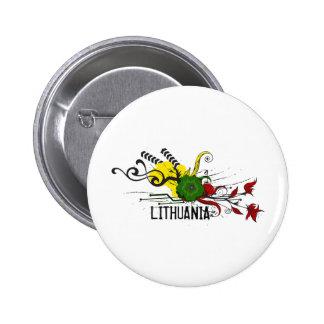 Attributs de Lithuanien Pin's