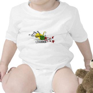 Attributs de Lithuanien Bodies Pour Bébé