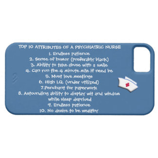 Attributs du principal 10 d'un Infirmière-Humour p