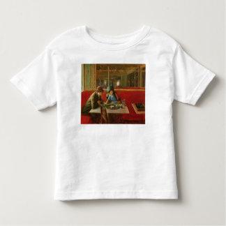 Au café t-shirt pour les tous petits