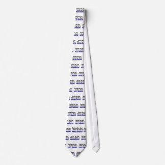 Au cours de la journée je m'habille comme un cravate