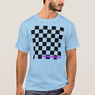 Au-dessous de le T-shirt 21 Checkered