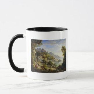 Au Golfe de Salerno, 1826 Mug