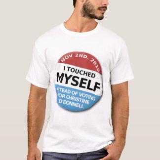 … Au lieu du vote pour Christine O'Donnell T-shirt