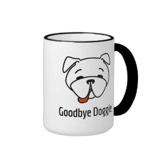 Au revoir chienchien tasse