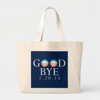 AU REVOIR Obama Grand Sac