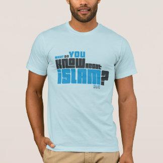 Au sujet de l'Islam T-shirt