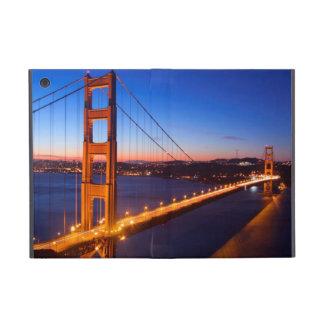 Aube au-dessus de pont de San Francisco et de Gold Coque iPad Mini