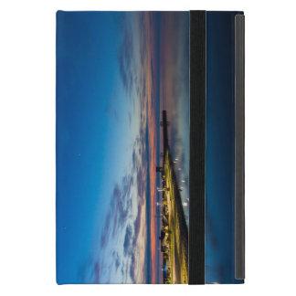 Aube de ville de Mackinaw Protection iPad Mini
