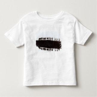 Aube mars t-shirt pour les tous petits
