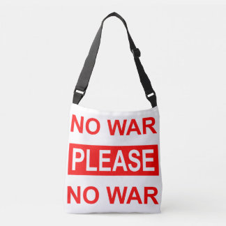 Aucun à guerre sac fourre-tout svp -