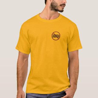 AUCUN amour de paix de BOURDONS que vous enduisez T-shirt