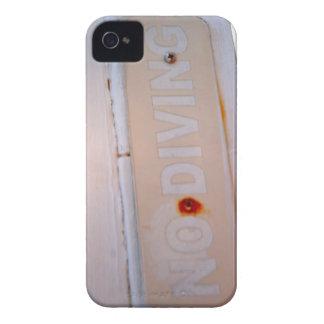 Aucun cas de plongée étui iPhone 4