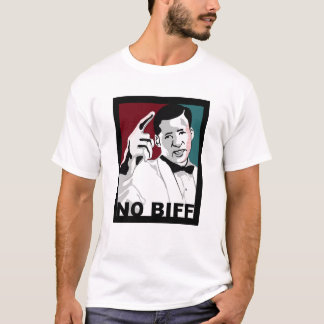 aucun coup de poing t-shirt