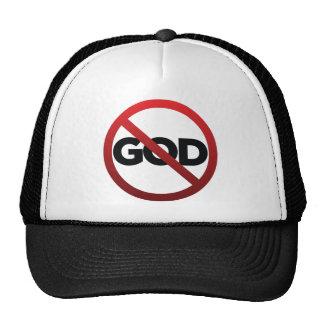 Aucun Dieu Casquette
