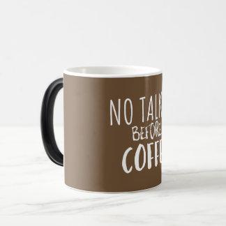 Aucun film parlant avant tasse de café