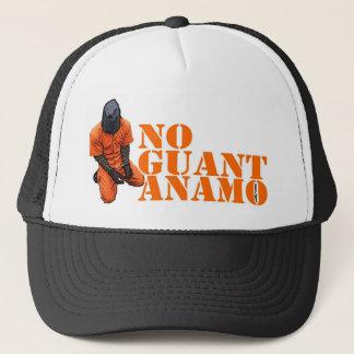 Aucun Guantanamo Casquette