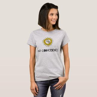 Aucun logo de coïncidence t-shirt