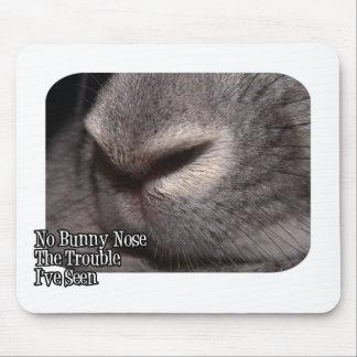 Aucun nez de lapin le problème que j ai vu tapis de souris