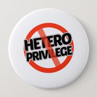 Aucun privilège hétéro - - badge