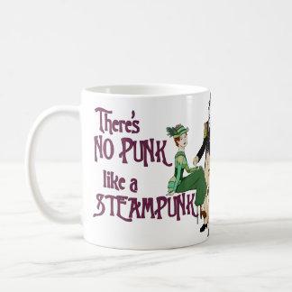 Aucun punk n'aiment un Steampunk Mugs À Café