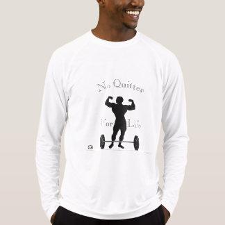 Aucun renonceur pendant la vie t-shirt