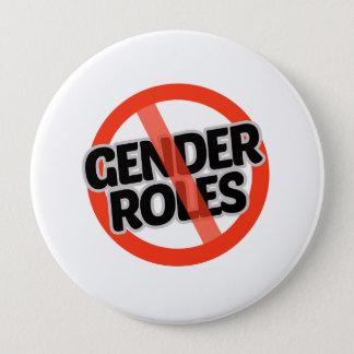 Aucun rôle de genre - - badge